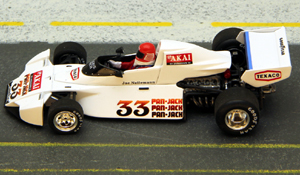 Brabham	BT44B<br>Ford Cosworth