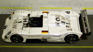 BMW V12 LMR Art Car