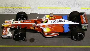 Williams F1 Supertech FW21