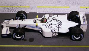 Williams F1 FW21