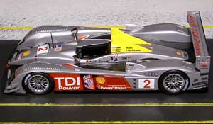 Audi R10 TDI Power